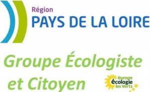 Logo Groupe Écologiste et Citoyen-carré